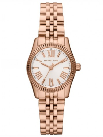 MICHAEL KORS Lexington Mini Rosé Damenuhr MK3230
