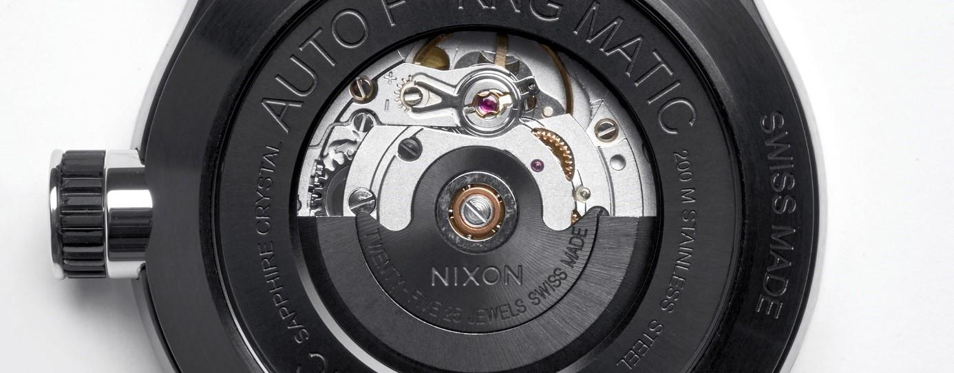 Automatikuhr von Nixon - besser als eine Quarzuhr?